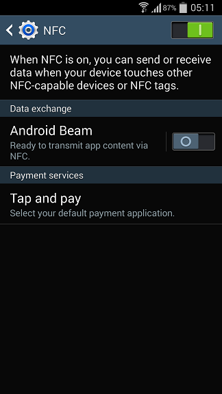 where's my staff Support nfc android device where's my staff Support nfc android device